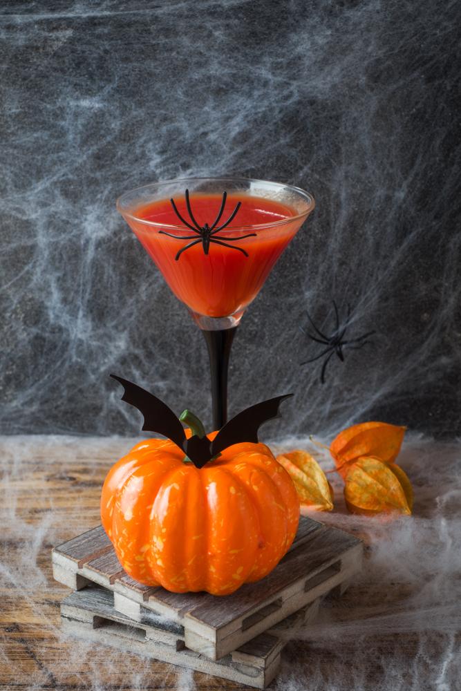 Dracula's Martini